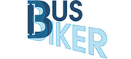 Busbiker: Rotating bike carrier for a campervan